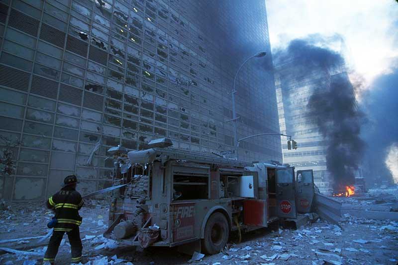 Теракт 11 сентября в США
