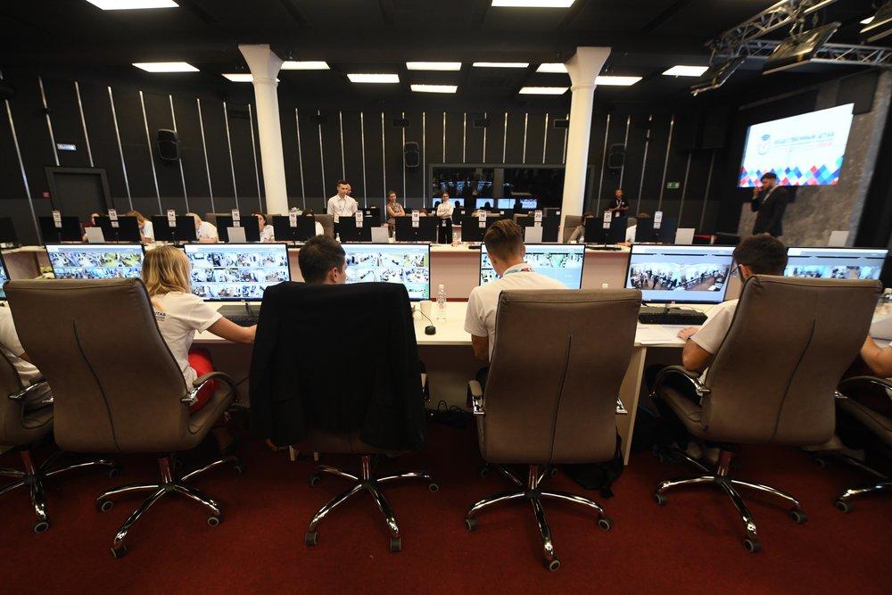 Общественный штаб по контролю и наблюдению за выборами в Мосгордуму