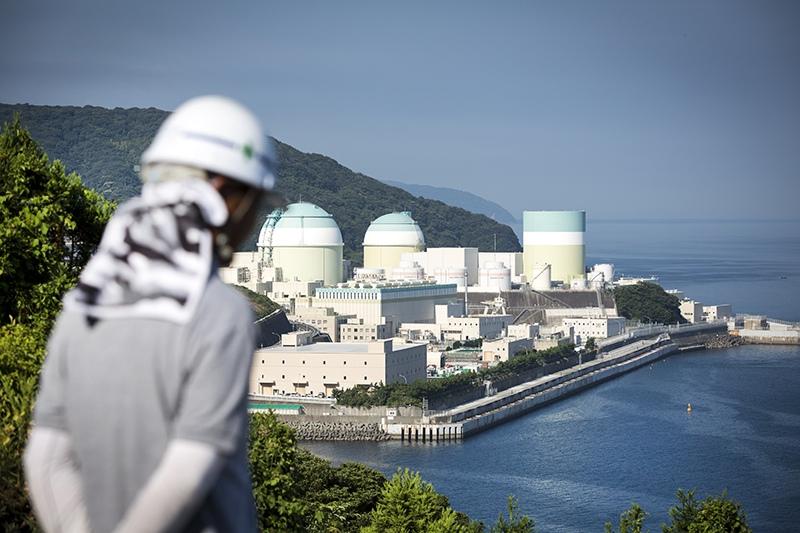 АЭС в Японии