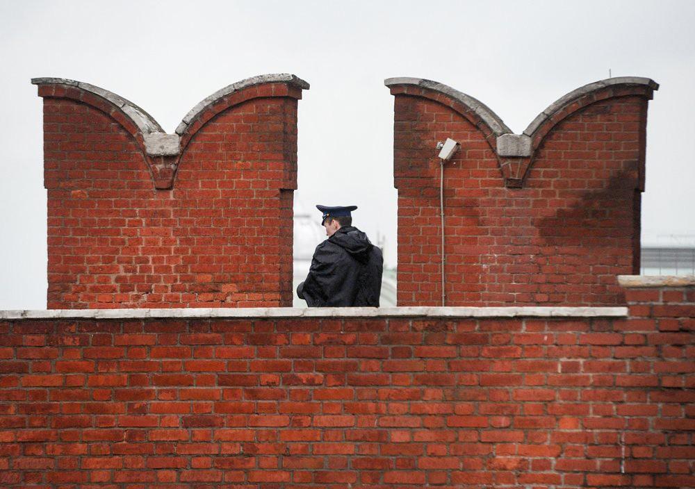 Охрана Кремля