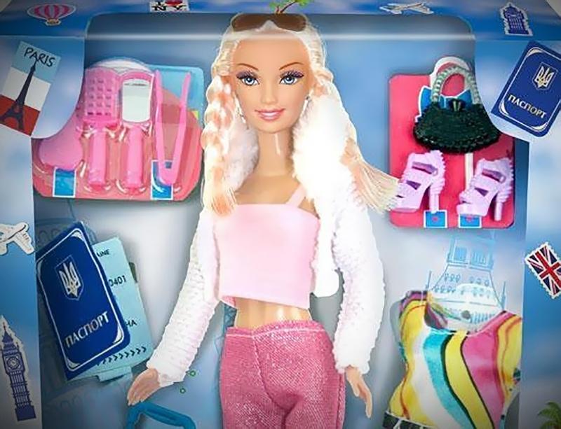 Украинская кукла Ася