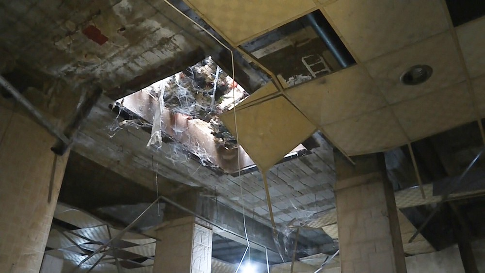 Пыточная камера в Сирии