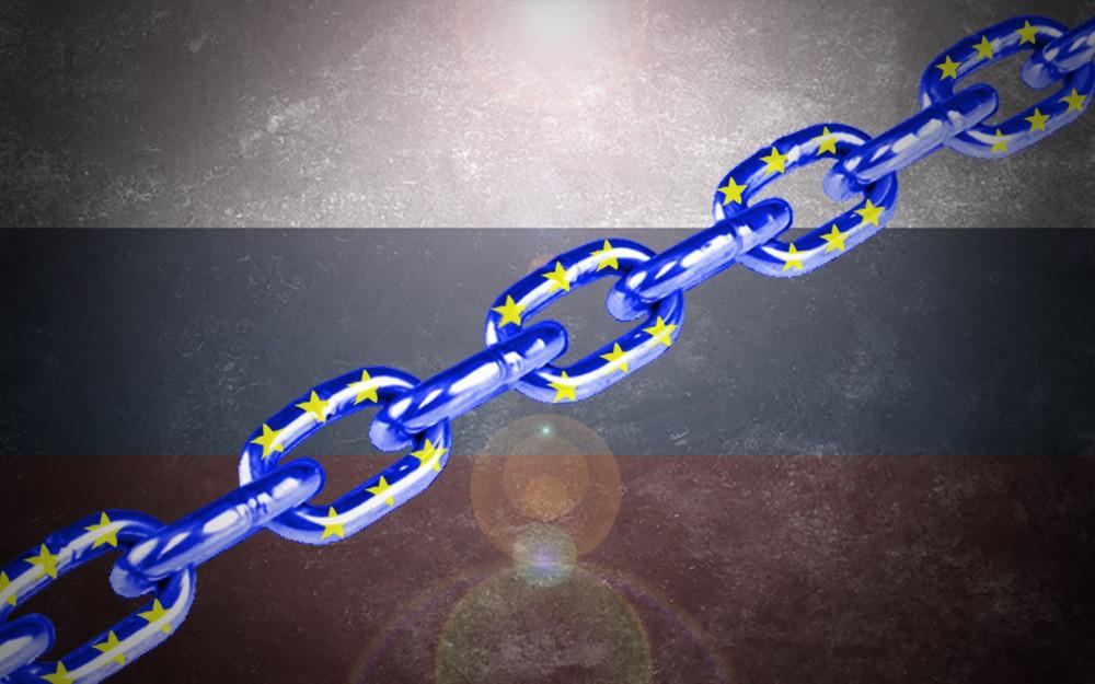 Санкции ЕС в отношении России