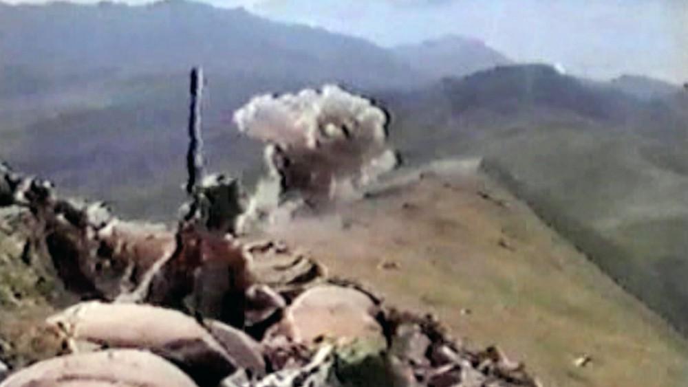 Военные действия в Дагетане в 1999 году