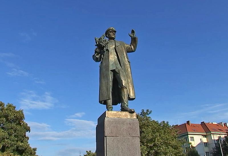 Памятника советскому маршалу Ивану Коневу