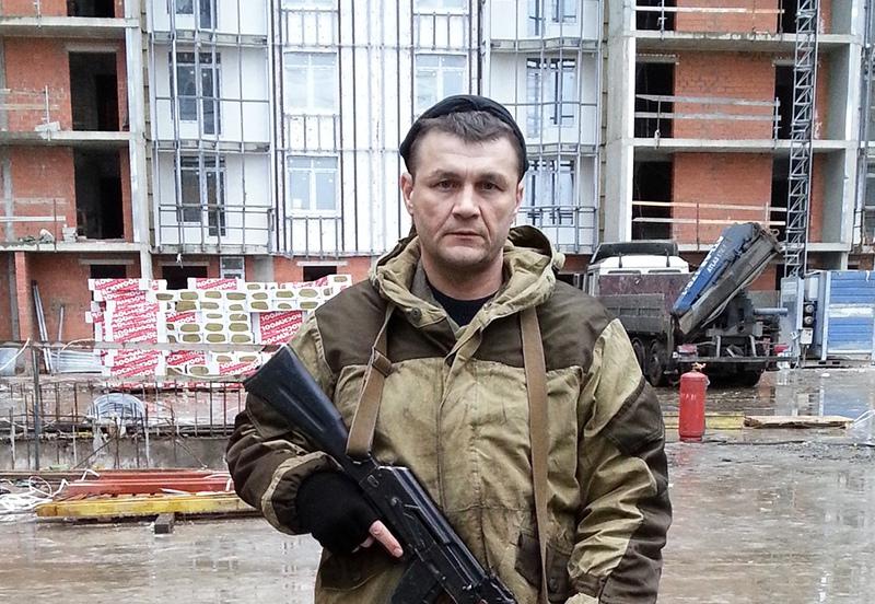 Михаил Солодко