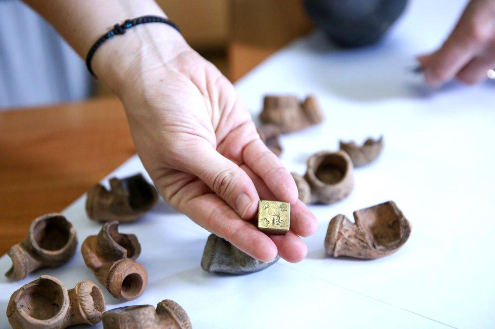 Археологические находки