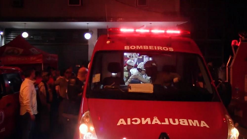 Скорая помощь в Бразилии