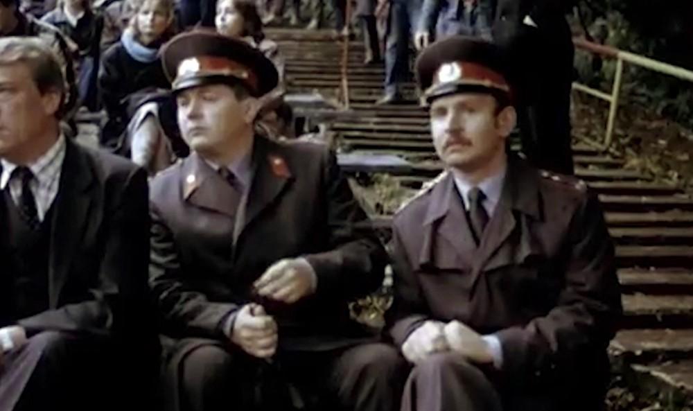 Советская милиция