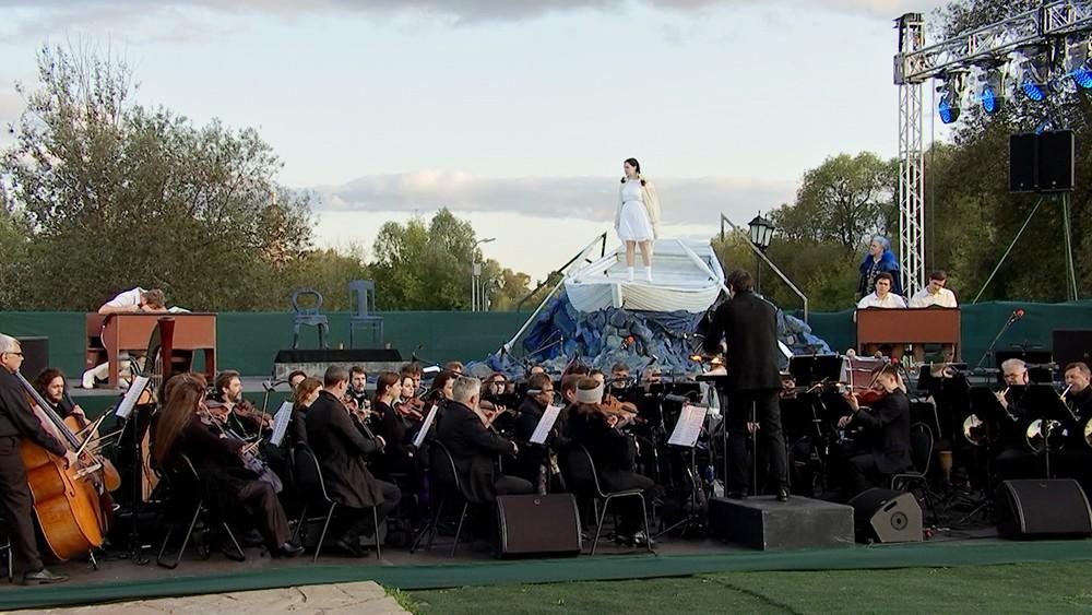 Опера Чайковского в Серпухове