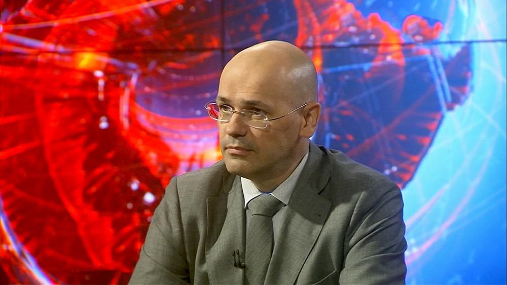 Константин Симонов, директор Фонда национальной энергетической безопасности