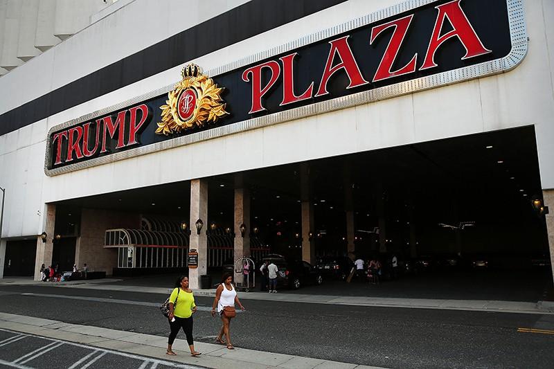 Отель Trump Plaza