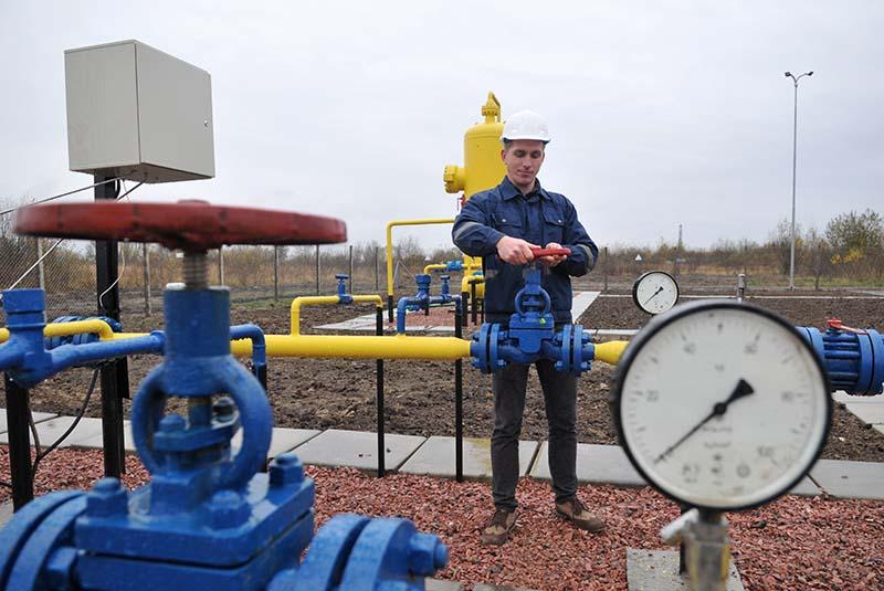 Газовая магистраль