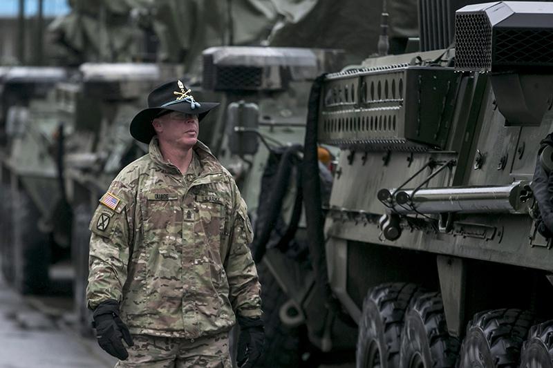 """США окажут Украине военную помощь на фоне срыва """"нормандской встречи"""""""