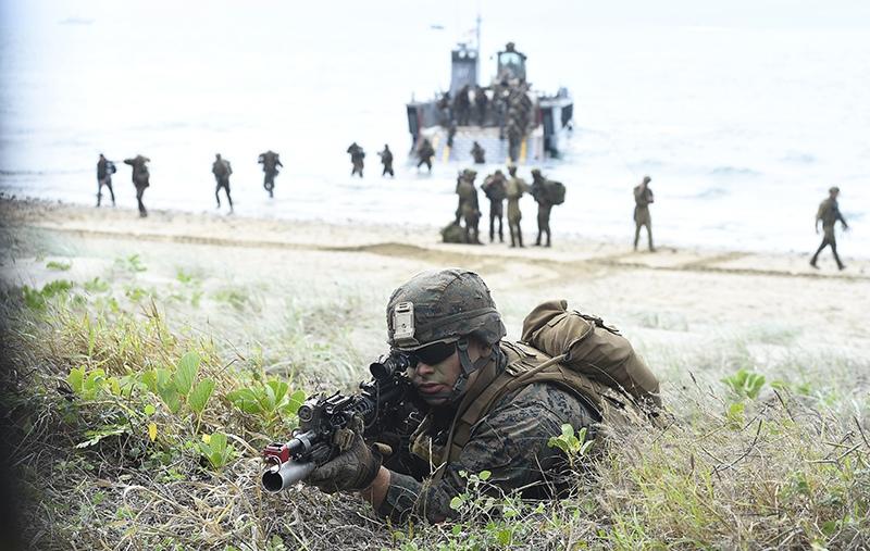Американская морская пехота