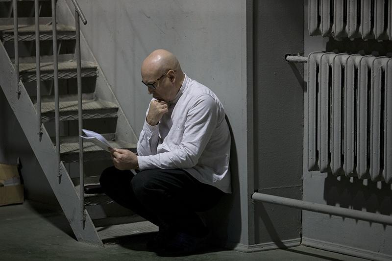 Актер Виктор Сухоруков
