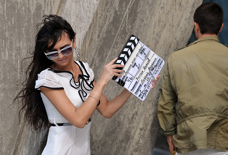 Съемка фильма