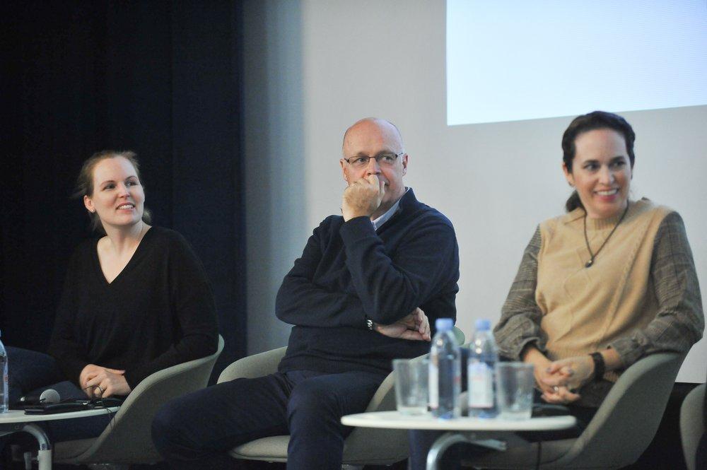 Открытая дискуссия с международными экспертами о кинопроизводстве в Москве