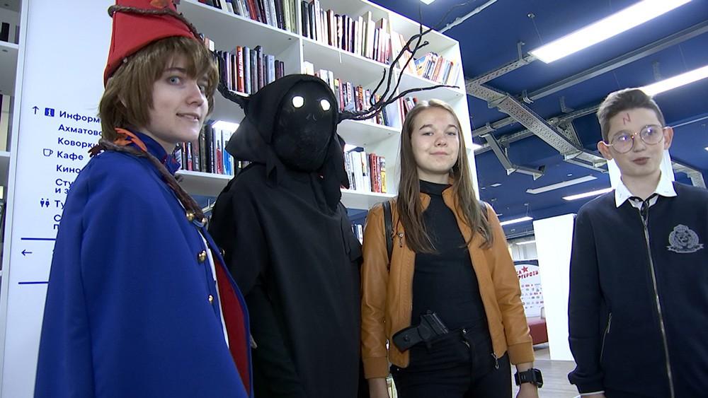 """Фестиваль """"Гонка супергероев"""""""