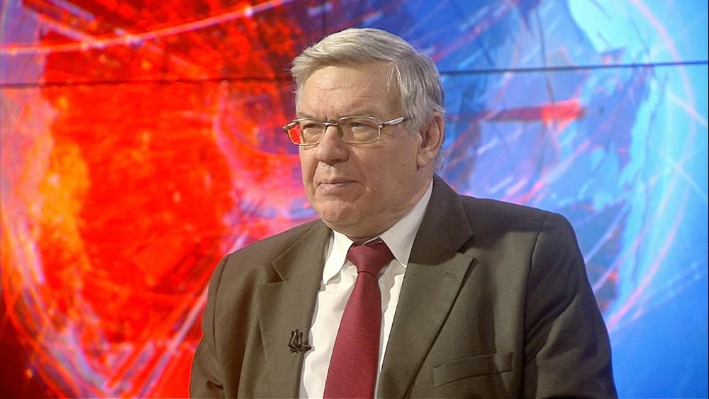Владимир Васильев, главный научный сотрудник Института США и Канады РАН