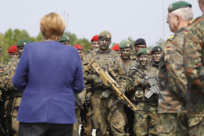 Солдаты Бундесвера