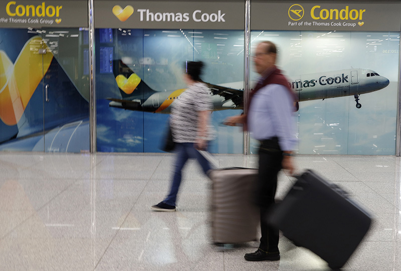 Туристическая фирма Thomas Cook