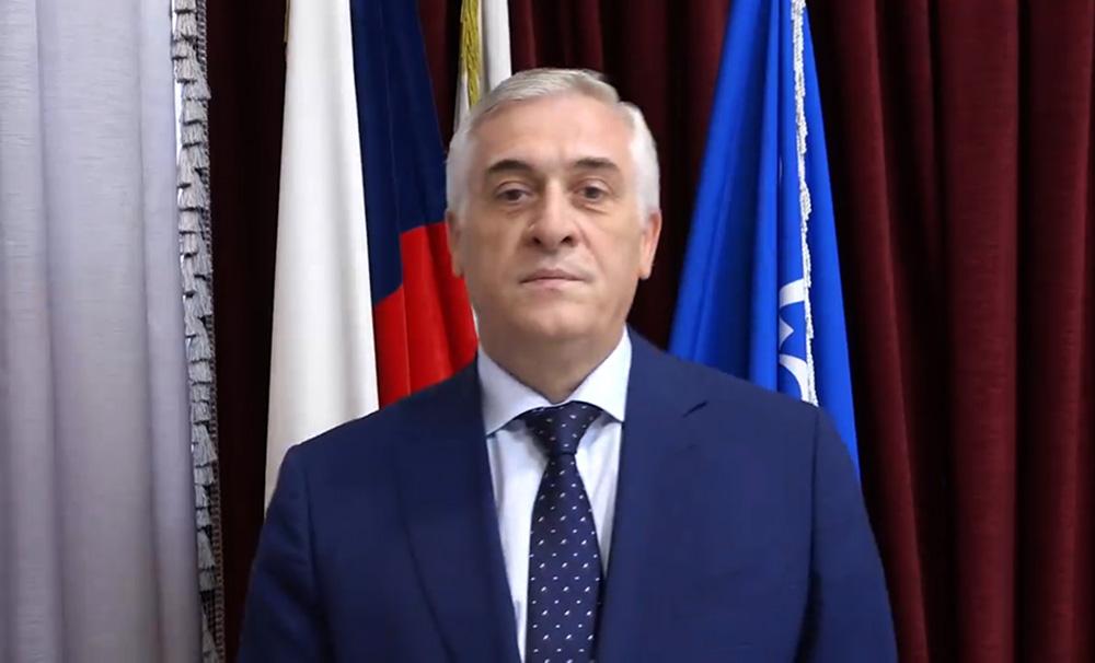 Ректор Уральского государственного экономического университета Яков Силин