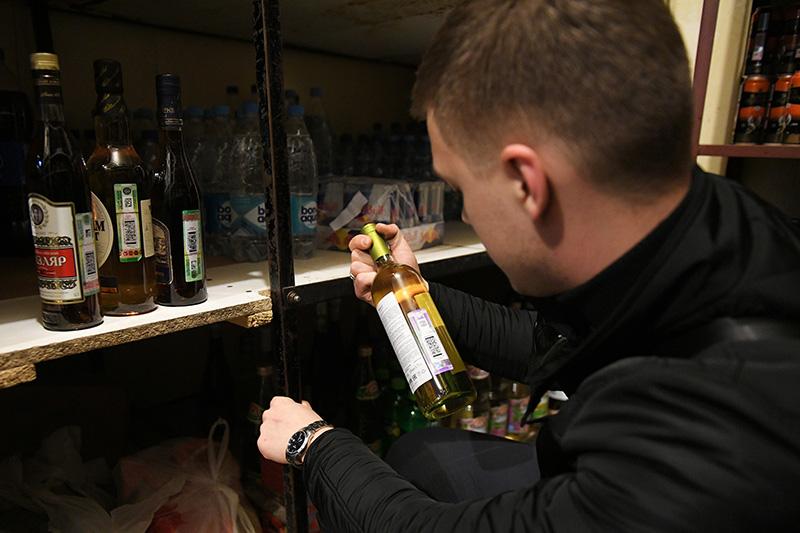 Депутаты выступили за запрет продажи алкоголя в жилых домах