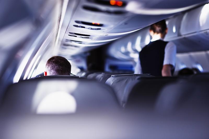 Борт самолета
