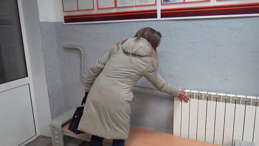 Холод в домах
