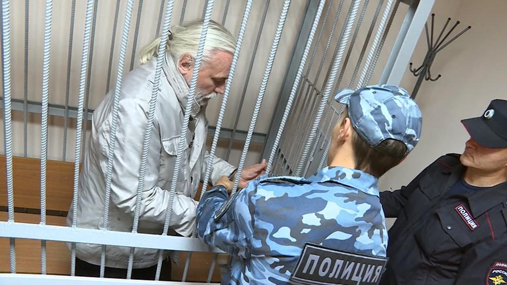 Настоятель Свято-Троицкой обители милосердия Николай Стремский в суде