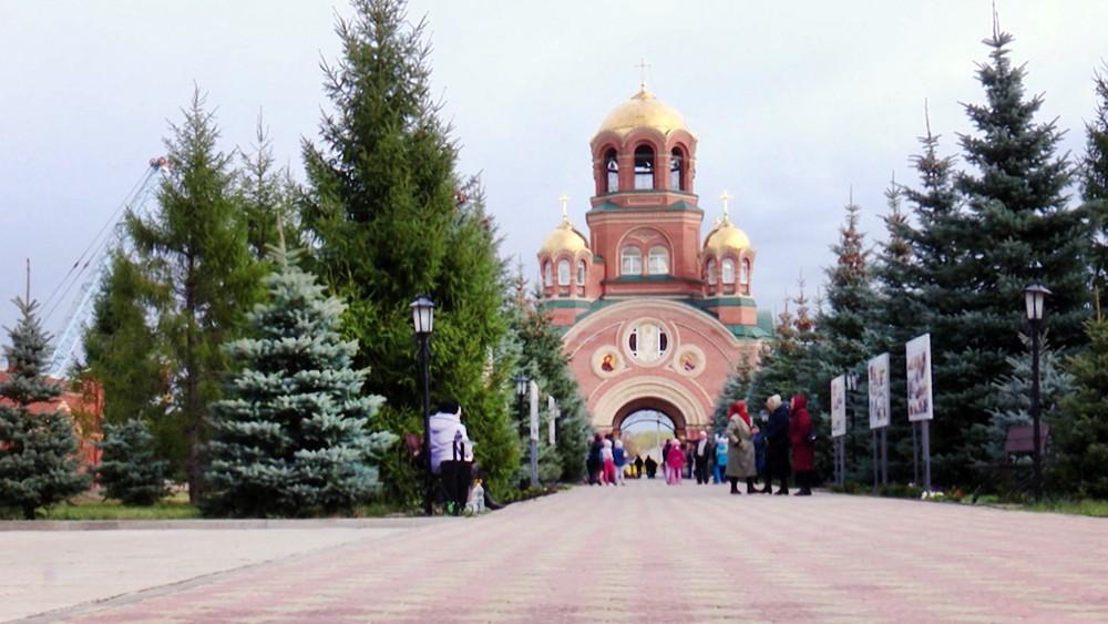 Свято-Троицкая обитель милосердия в Оренбурге