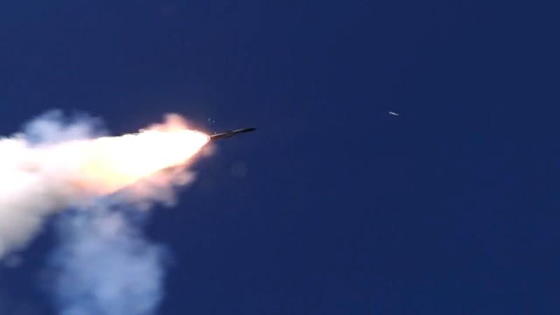"""Пуск крылатой ракеты """"Оникс"""""""