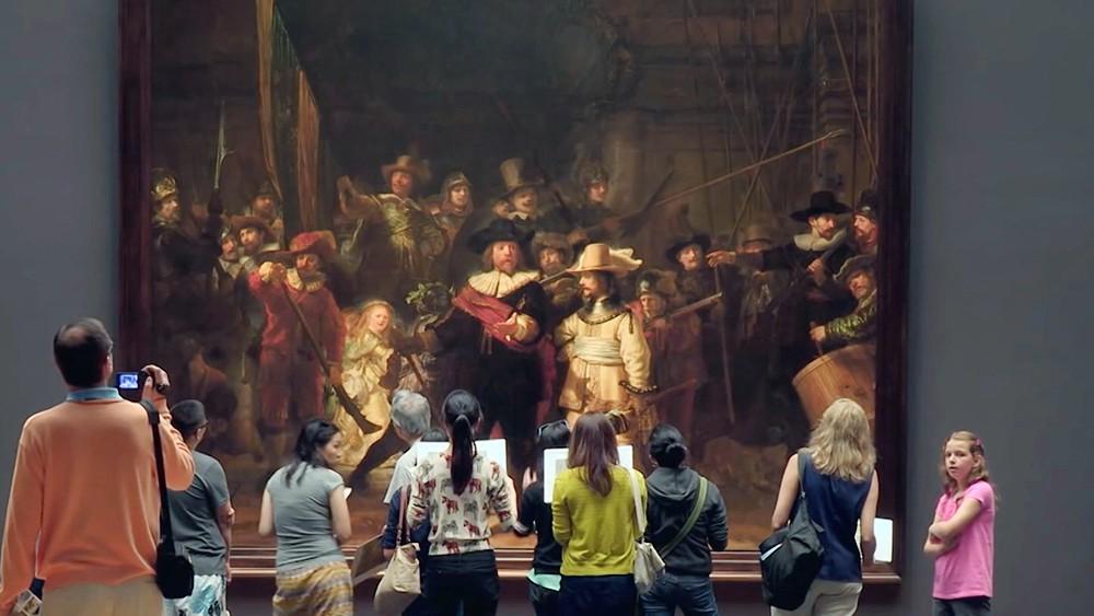 Выставка голландской живописи