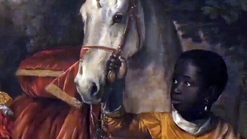 Картина в голландском музее