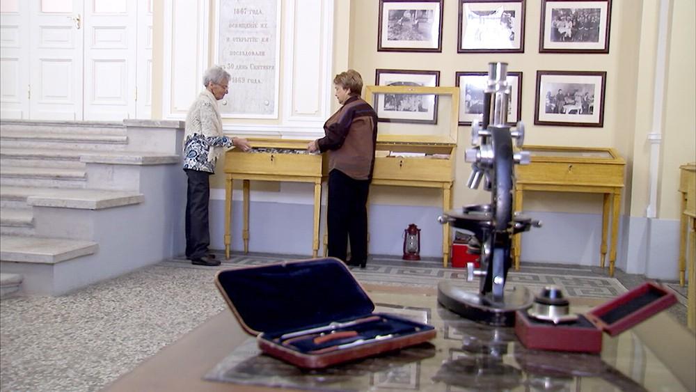 Больница им. Раухфуса в Санкт-Петербурге