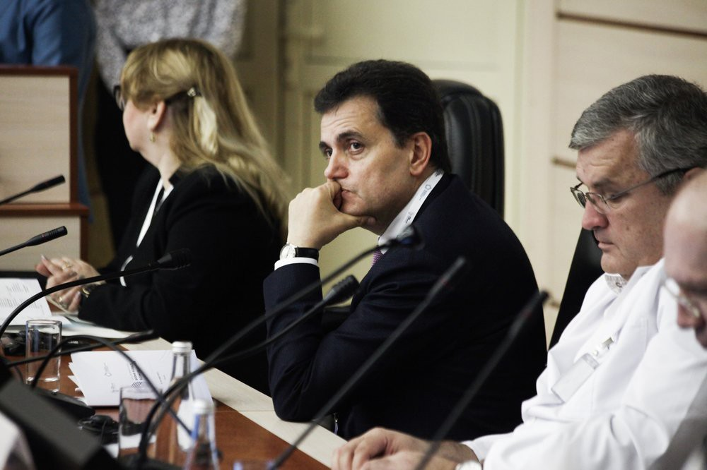 Директор НМИЦ имени Блохина Иван Стилиди
