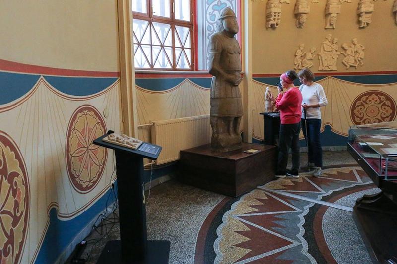 """Выставка """"Трогательная история"""" в Историческом музее"""