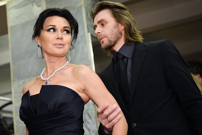 Анастасия Заворотнюк и Пётр Чернышев