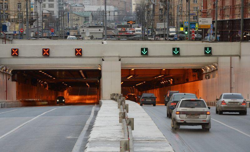 Алабяно-Балтийский тоннель в Москве