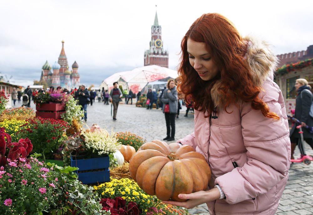 """Фестиваль """"Золотая осень"""""""