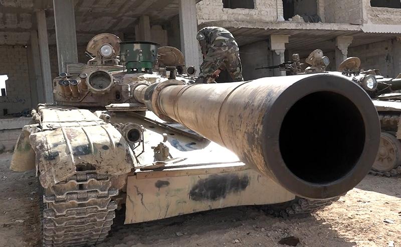Сирийская военная техника