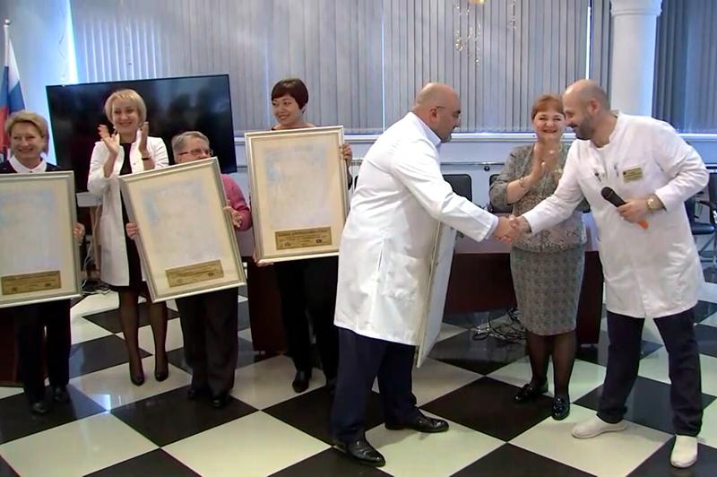 Больница Ерамишанцева