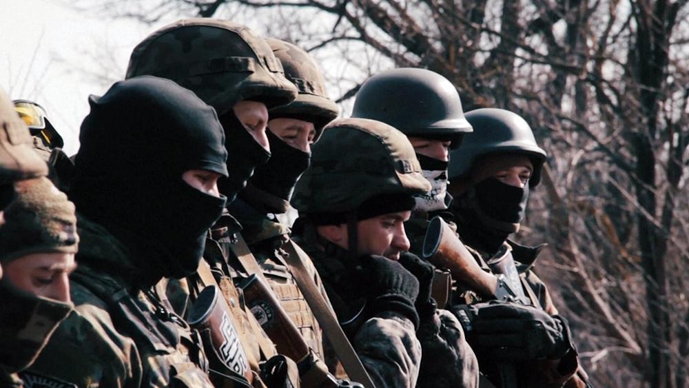 Батальоны украинских радикалов в Донбассе