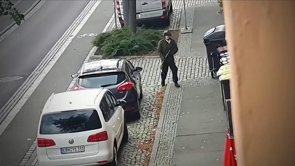 Стрельба в Германии