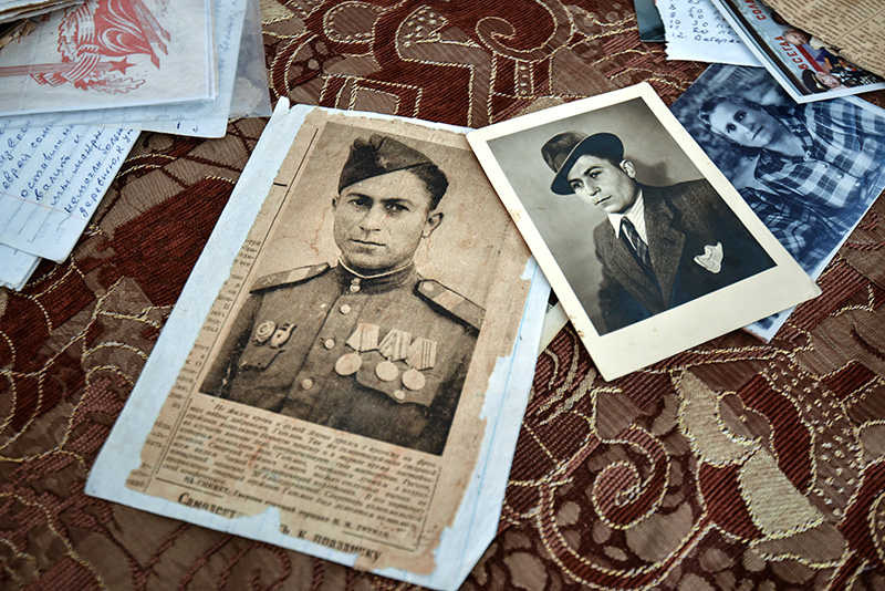 Документы времен Великой Отечественной войны