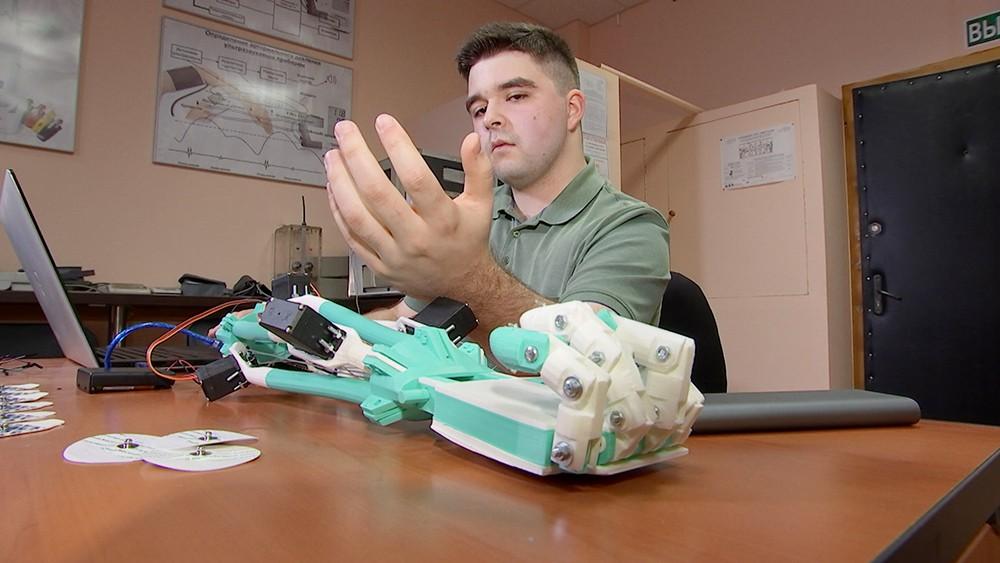 Изобретатель Кирилл Лахминов