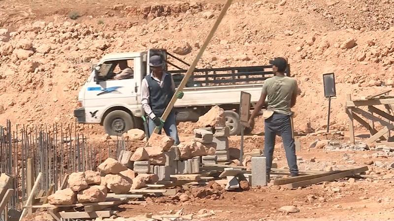Новостройки в Сирии