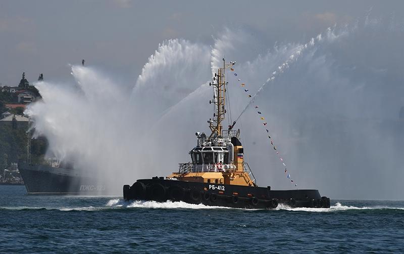 Черноморский флот ВМФ России