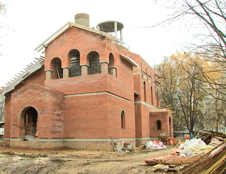 В Москве построят храм в честь святого равноапостольного князя Владимира